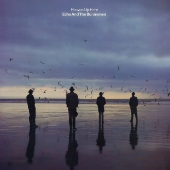 Image of Echo & the Bunnymen's Heaven Up Here album cover